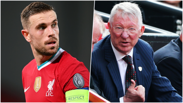 "Sir Alex Ferguson admits he ""missed out on a really good person"" in Jordan Henderson"