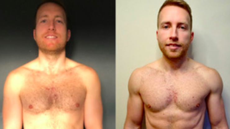 Men who lost weight during lockdown share their diet and workout plans