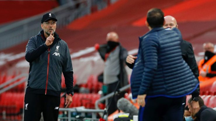 Chelsea nosedive after Klopp comment shows fragility of Lampard's team