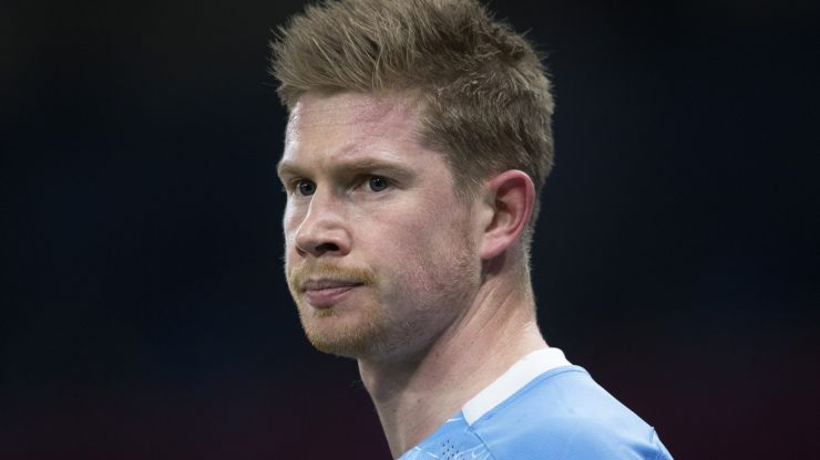 Manchester City suffer Kevin De Bruyne injury blow
