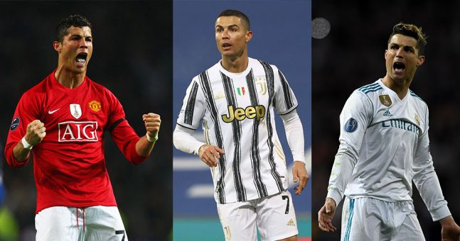 QUIZ: Identify which of these 50 players played with Cristiano Ronaldo | JOE.co.uk