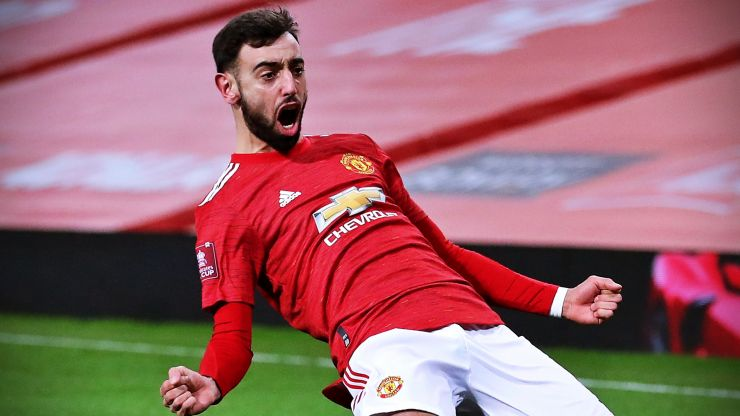 Bruno Fernandes training ground story proves he was perfect man for free-kick