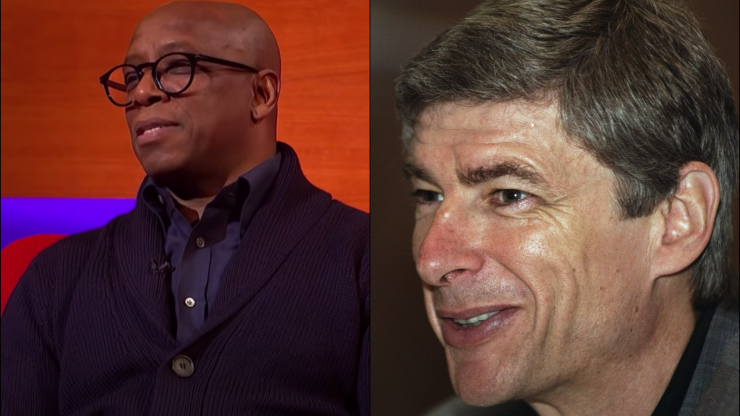 Ian Wright tells hilarious story about when Wenger banned tea bags
