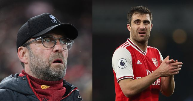 Liverpool 'made contact' with Sokratis but a deal is unlikely   JOE.co.uk