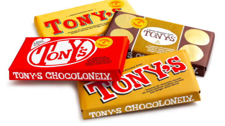 Chocolate company launches look-a-like bars to raise awareness of child labour