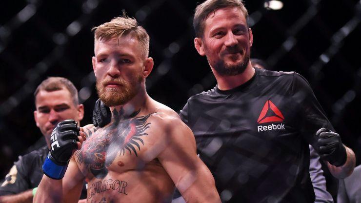 Conor McGregor wants immediate Dustin Poirier rematch - for UFC title