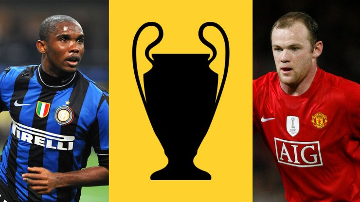 QUIZ: Name all 50 of these 2000s Champions League players – #4