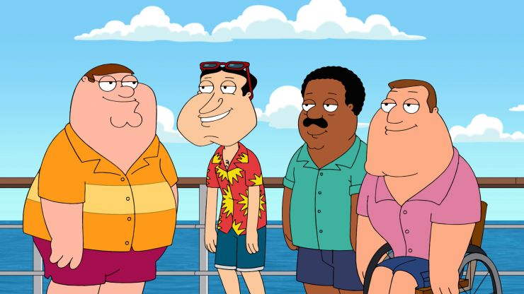 Family Guy and American Dad are coming to Disney+