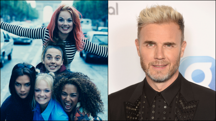 Gary Barlow plans a supergroup with Spice Girls, Chris Martin, Little Mix and more
