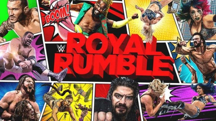 30 reasons why WWE's Royal Rumble is the greatest night of the year