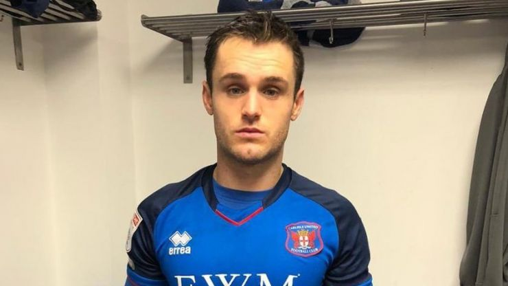 Carlisle award takeaway curry to man of the match after defeat to Forest Green