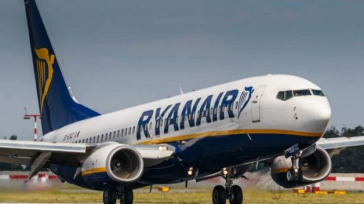 Ryanair ad banned in the UK for encouraging people to book holidays