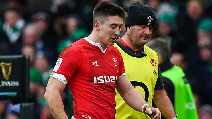 """Wales in disarray after Josh Adams """"embarrassed himself"""" with Covid breach"""