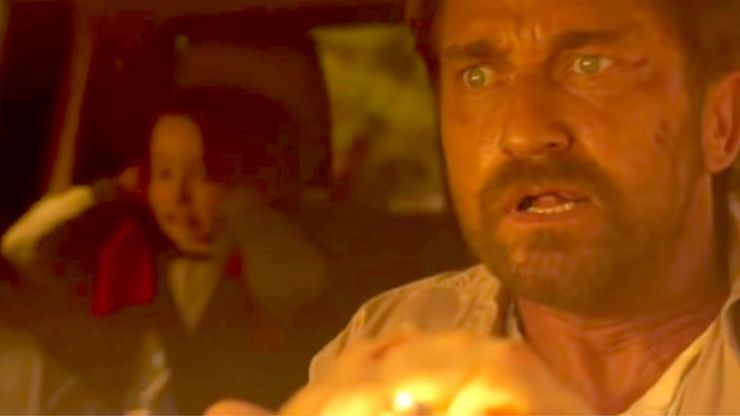 Gerard Butler's surprisingly great disaster movie is now available to watch at home