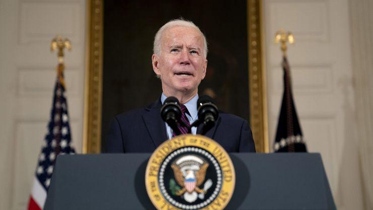 Joe Biden says Trump should not get intelligence briefings due to his 'erratic' behaviour
