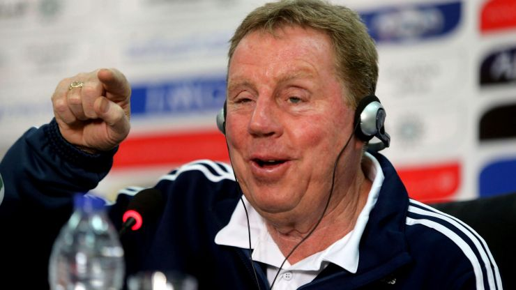 Harry Redknapp makes surprise Bournemouth return to help Jonathan Woodgate