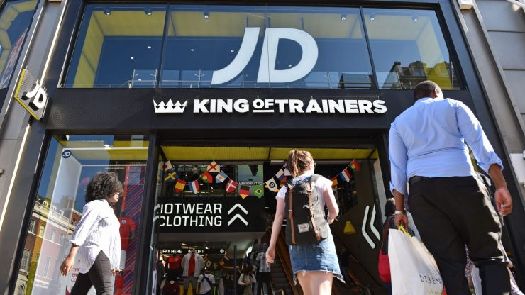 """Brexit """"considerably worse"""" than expected, says JD Sports chairman"""
