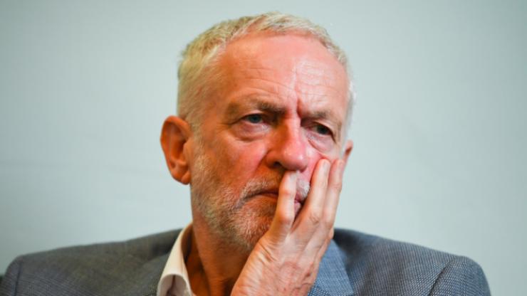 Jeremy Corbyn hits back after Tories criticise Black Lives Matter
