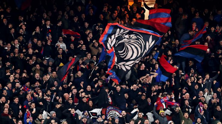 Crystal Palace ultras pen open letter to players and manager