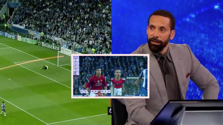 Rio Ferdinand breaks down THAT Cristiano Ronaldo wonder goal against Porto