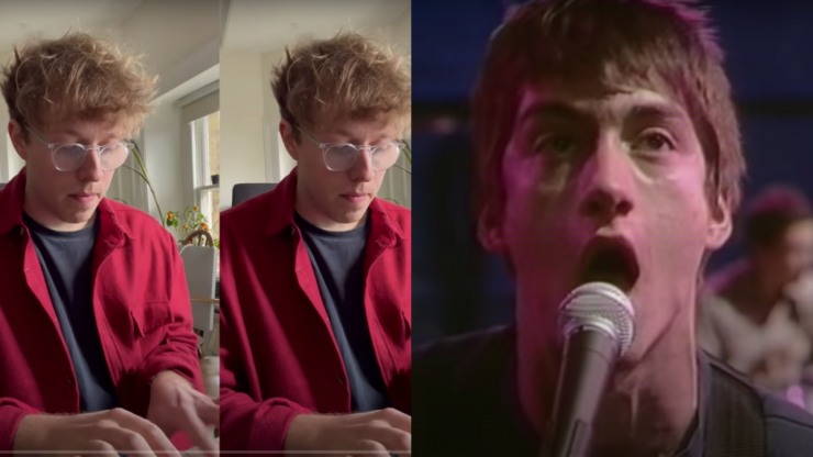 You need to listen to this 1980s cover of Arctic Monkeys' I Bet You Look Good on the Dancefloor