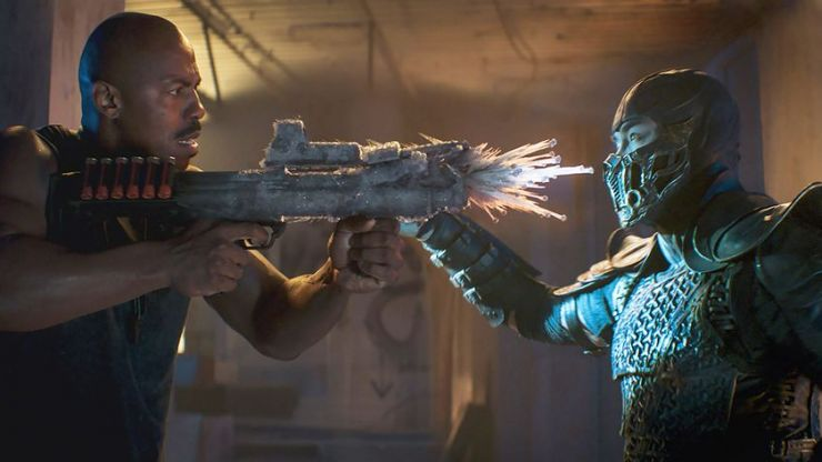 WATCH: The new Mortal Kombat movie goes all in on the fatalities