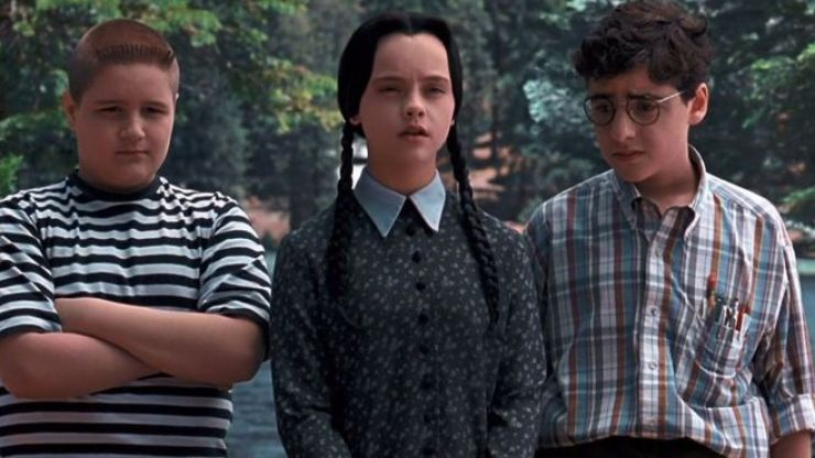 Wednesday Addams is getting her own Netflix series