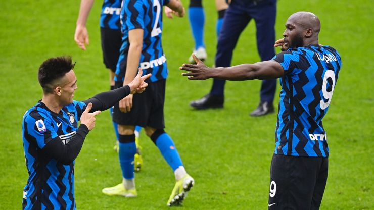 WATCH: Inter trounce AC Milan 3-0 thanks to Lukaku masterclass