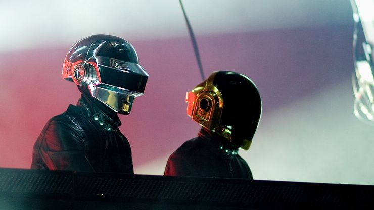 Daft Punk have split up after 28 years