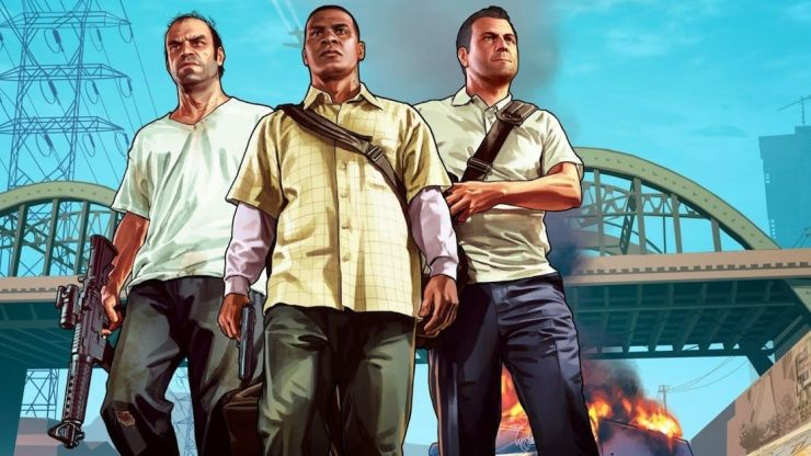 US lawmakers trying to ban GTA V because of a rise of carjackings
