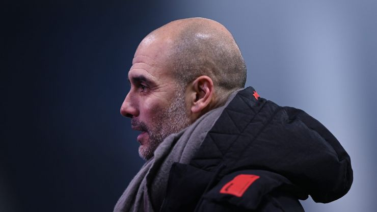"""Pep Guardiola says """"unethical"""" team selection leaks by players can't be controlled"""