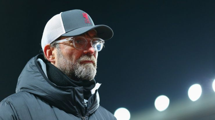 Jurgen Klopp could leave Liverpool next summer to take Germany job