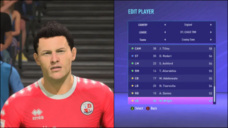 TOWIE star Mark Wright is officially the worst player on FIFA 21