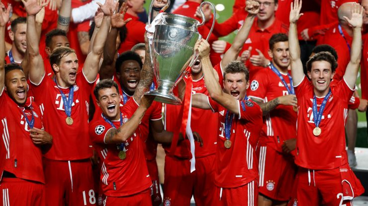 """Champions League final """"could be held in New York"""" from 2025"""