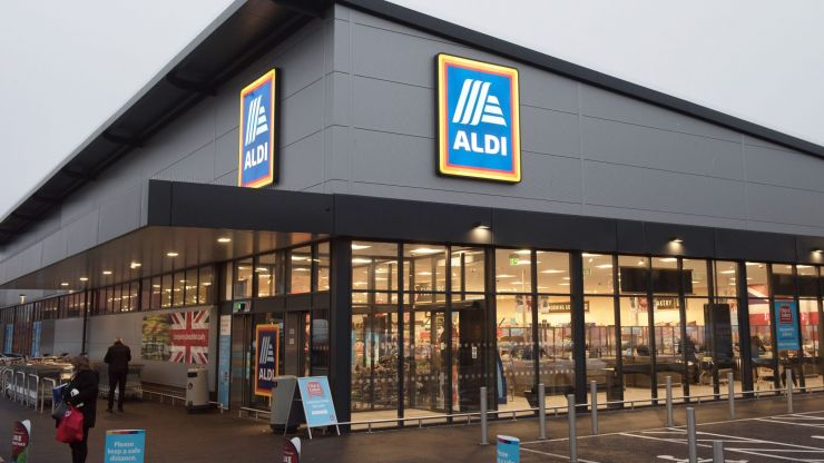 Aldi announce new packaging ban to come into action across supermarkets nationwide