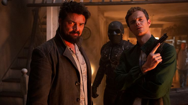 Karl Urban shares first look at Butcher in The Boys season 3