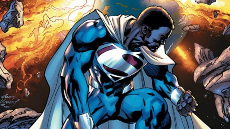 Black Superman movie being developed by J.J. Abrams and Ta-Nehisi Coates