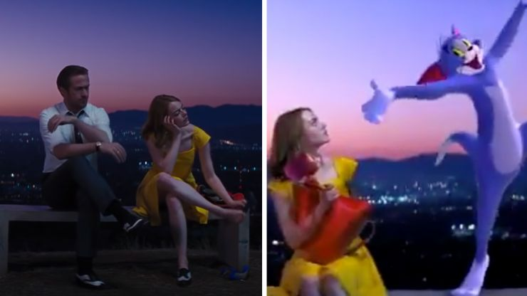 Incredible video edits Tom & Jerry into La La Land dance sequence