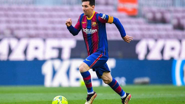 The free agent XI is now unreal after Lionel Messi's contract expired