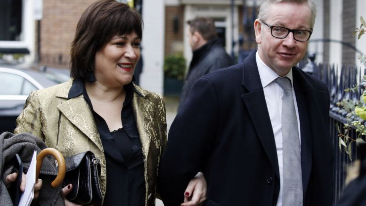 Michael Gove and Sarah Vine separate and are 'in process of finalising divorce'