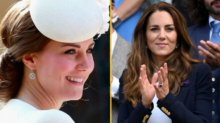 Kate Middleton self-isolating after Covid contact