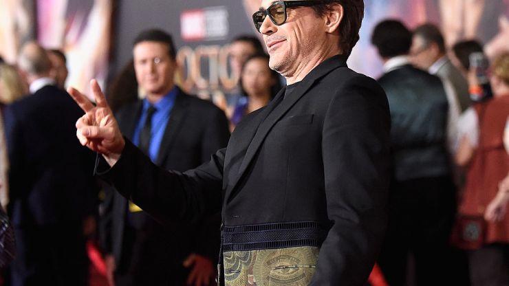 Robert Downey Jr unfollows Marvel co-stars on Instagram