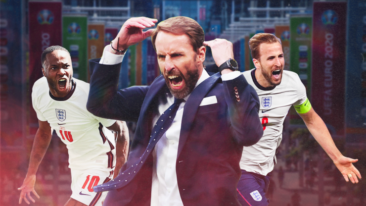Gareth Southgate's England - Win or lose, a team to be proud of