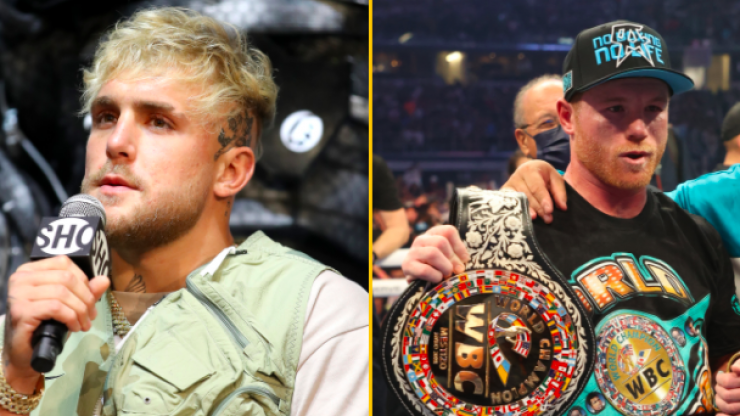 Jake Paul thinks he can beat Canelo in the next three years