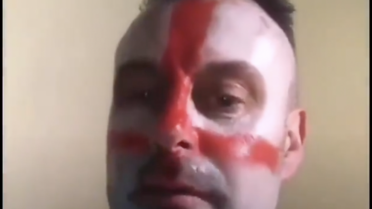 Man who filmed racist England rant on Facebook banned from local pub