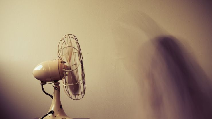 Sleeping with a fan on could be hazardous to your health