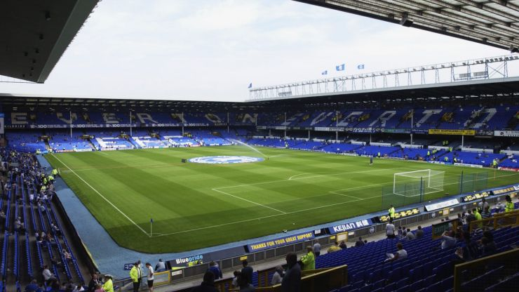 Everton make statement as player suspended pending police investigation