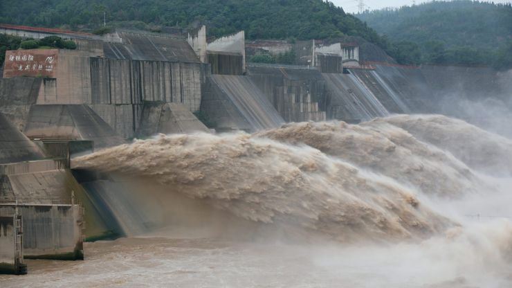 At least 12 dead in China after 'heaviest rain in 1,000 years'
