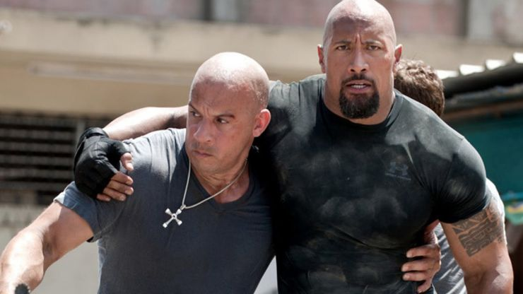 The Rock says he's finished with the Fast and Furious franchise