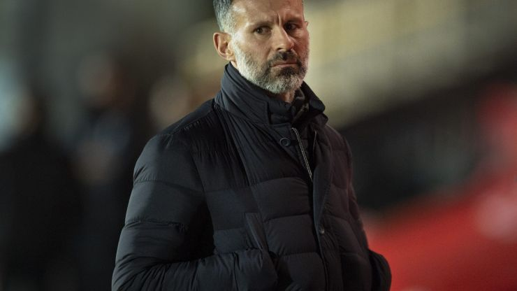 Ryan Giggs accused of kicking ex in back and throwing her naked out of hotel room